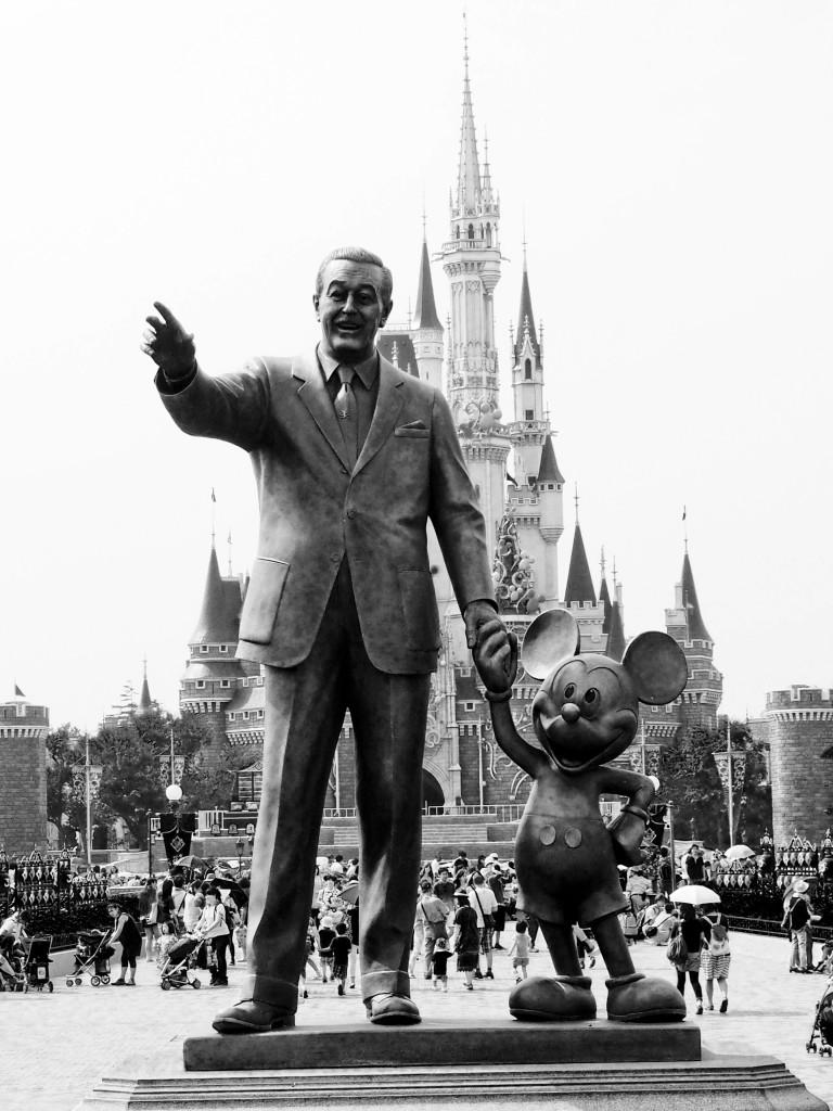 Disneyland Tokyo, Japan