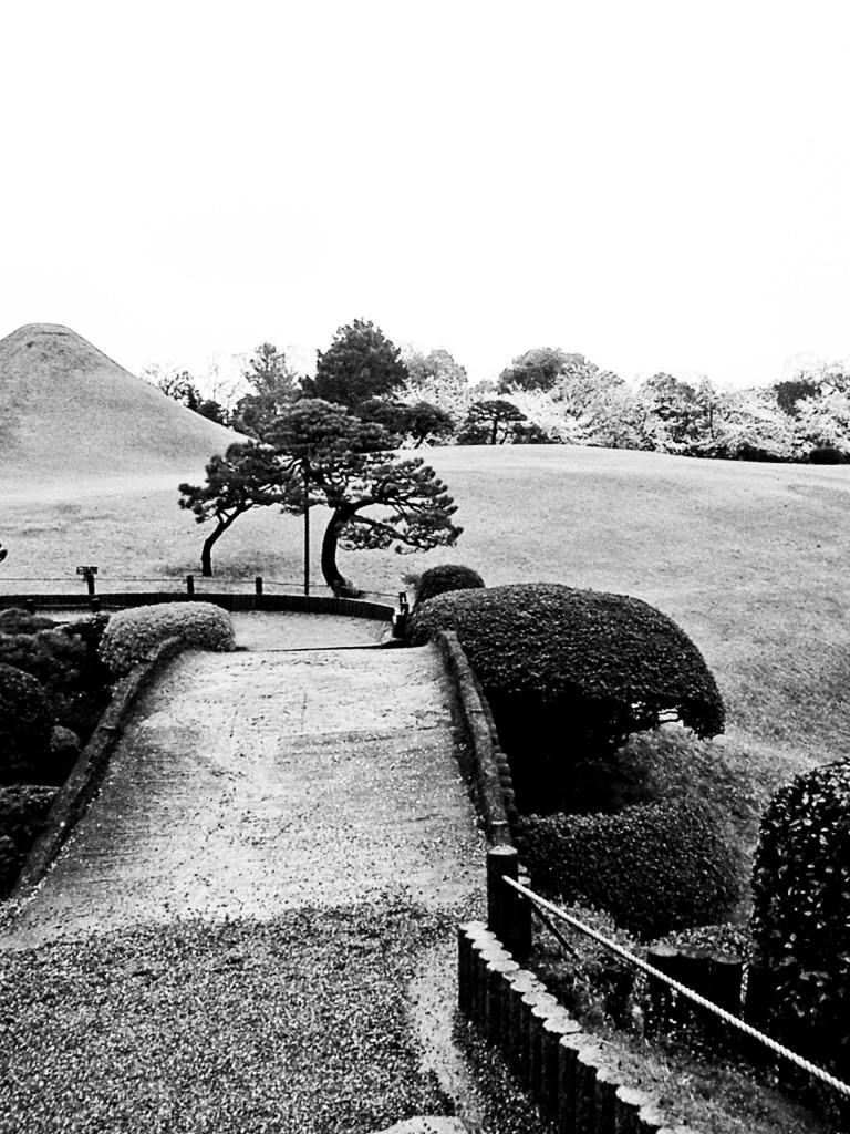 Suizenji Garden in Kumamoto