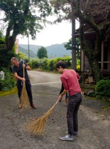 Silver week: Sasaguri