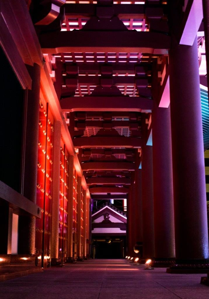 Hakata light up walk