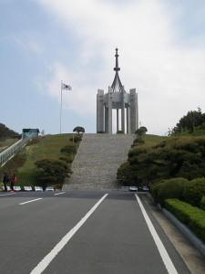 Momoreal statue